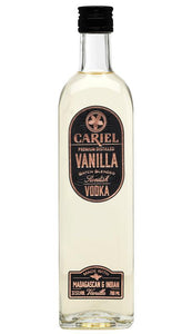 Cariel Vanilla Vodka 70cl 37.5% abv