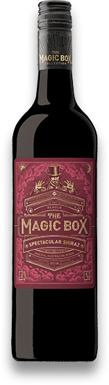 Magic Box Spectacular Shiraz 75cl 14% abv