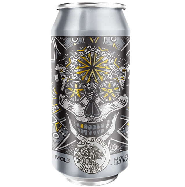 Amundsen Holy Moly  Ultra Pastry Stout 13.5% abv 440ml Can