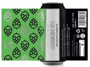 Brass Castle Mini IPA 3.6% abv 440ml Can