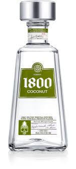 1800 Tequila Coconut 38% abv 75cl