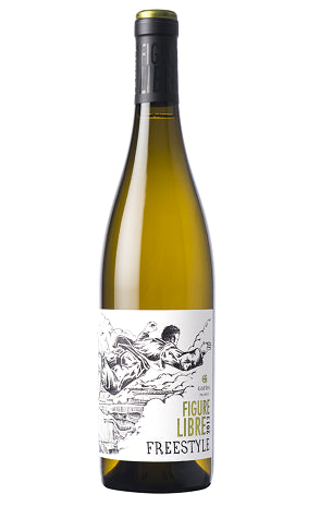 Domaine Gayda Figure Libre Freestyle Blanc 2016 75cl