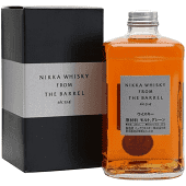 Nikka from the Barrel  Whiskey 51.4%   50cl