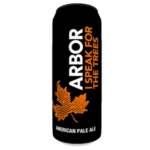 Arbor I Speak For The Trees 5% abv 568ml Can
