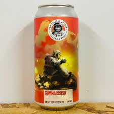 New Bristol Summacrush Hazy IPA 4% abv 440ml Can