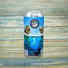 New Bristol The Happy World Of Sabro IPA 4.5% abv 440ml Can