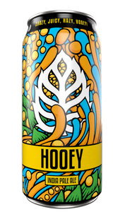 Lupulin Hooey IPA 6.2% abv 473ml Can