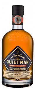 The Quiet Man 12yr Single Malt Sherry Finish 70cl 46% abv