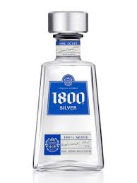 1800 Silver Tequila Blanco 38% abv 70cl