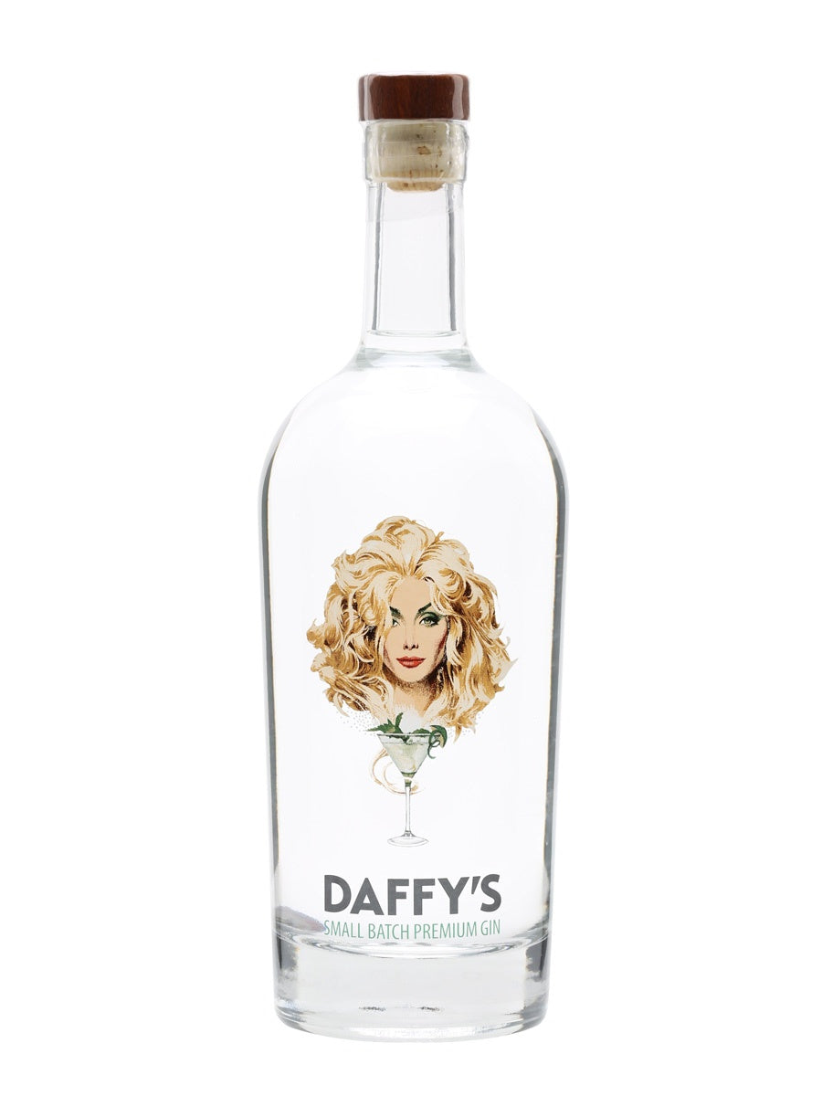 Daffy's Small Batch Gin 70cl 43.4% abv