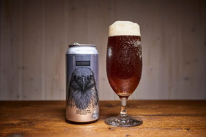 No Heroes Eaglecan Red Ale 5% abv 440ml Can