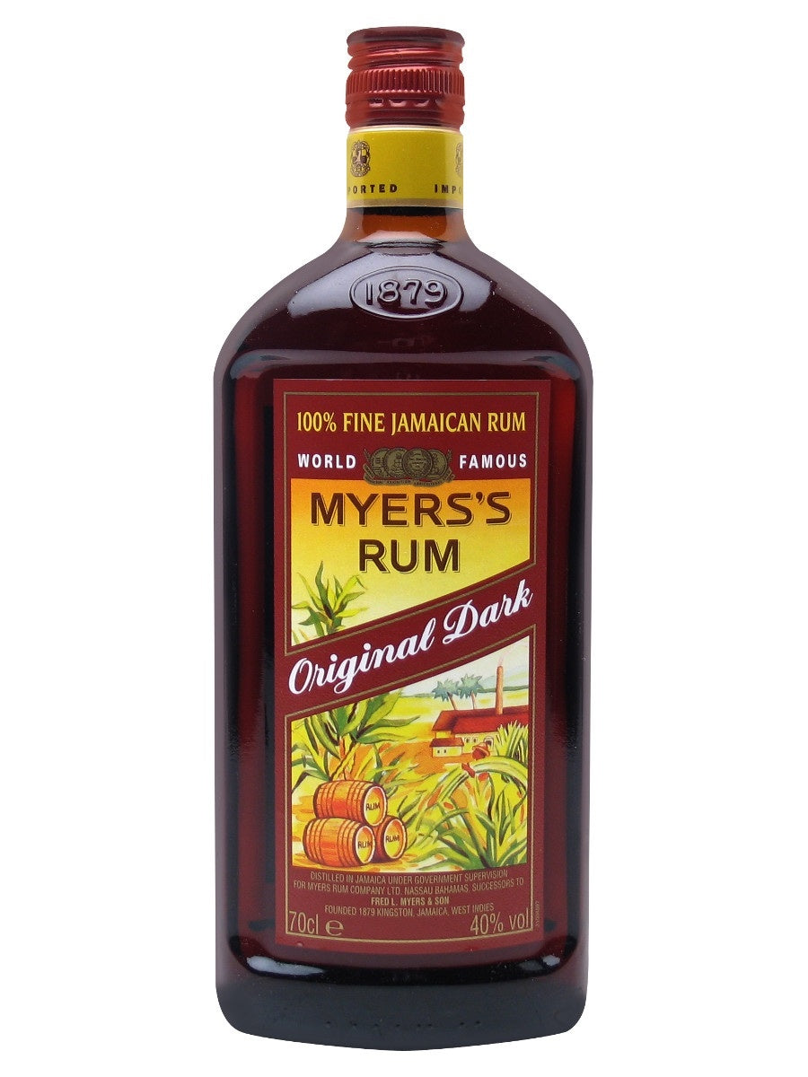 Myers's Rum Original Dark 40%abv 70cl