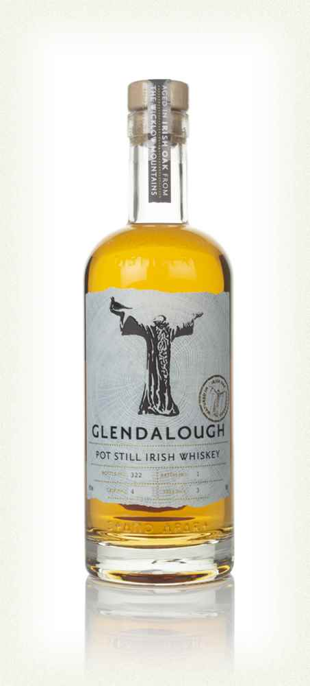 Glendalough Pot Still Irish Whiskey 43% abv 70cl