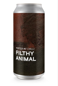 Boundary Filthy Animal Imperial Chilli Stout 8%abv 440ml Can