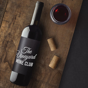 The Vineyard Wine Club Membership 2019