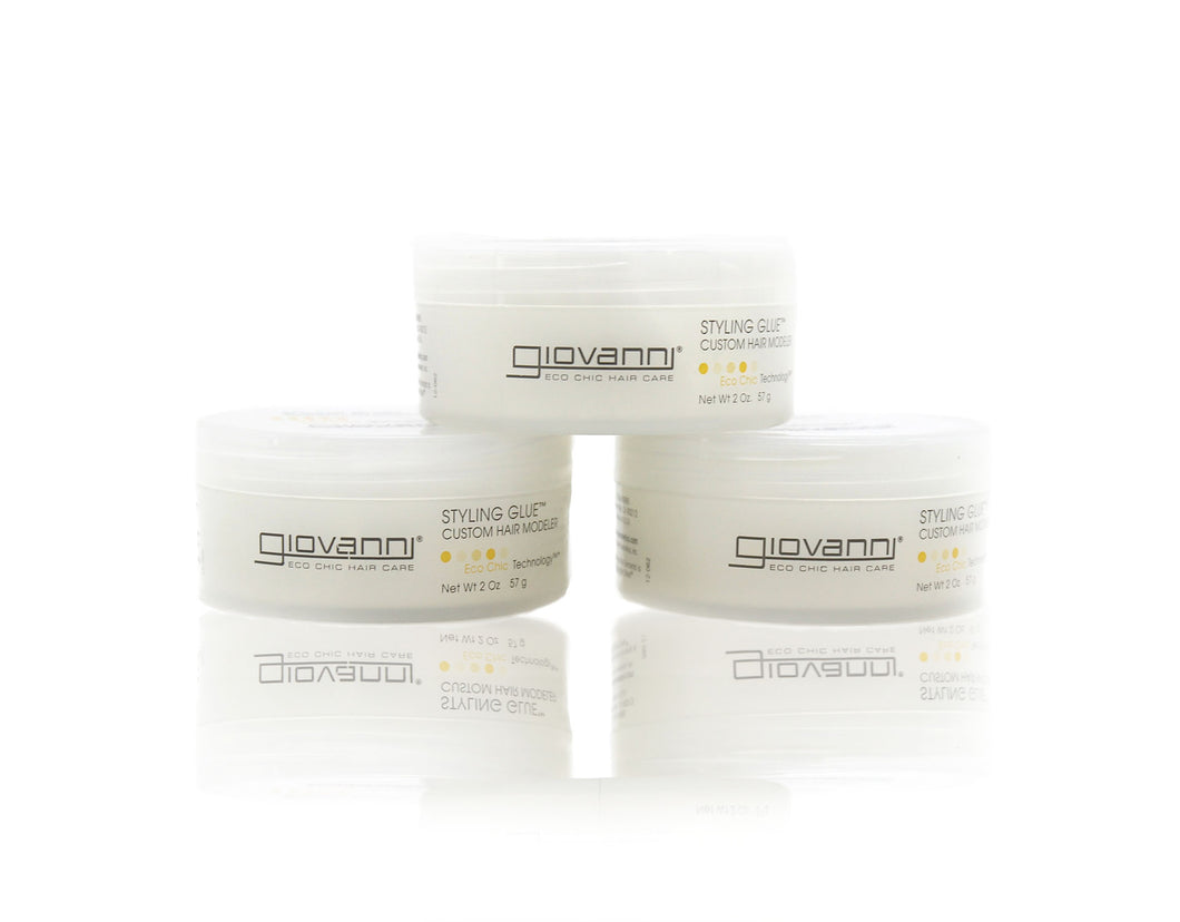 Giovanni styling glue (pack of 3)