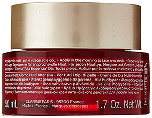 Clarins Super Restorative Day Cream All Skin Types for Unisex - 1.7 Oz