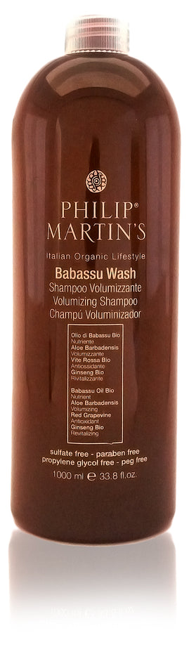 Philip martin's babassu wash shampoo 1000ml