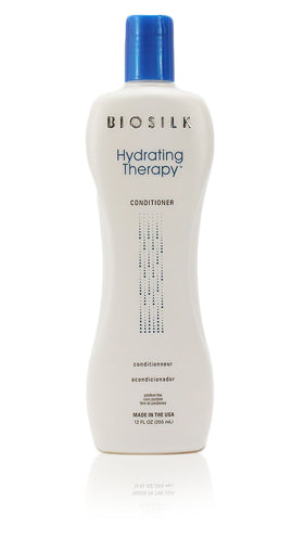 BIOSILK Hydrating Conditioner, 12 Fluid Ounce