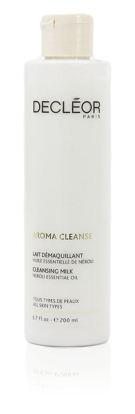 Decleor Essential Cleansing Milk 200ml Bottle
