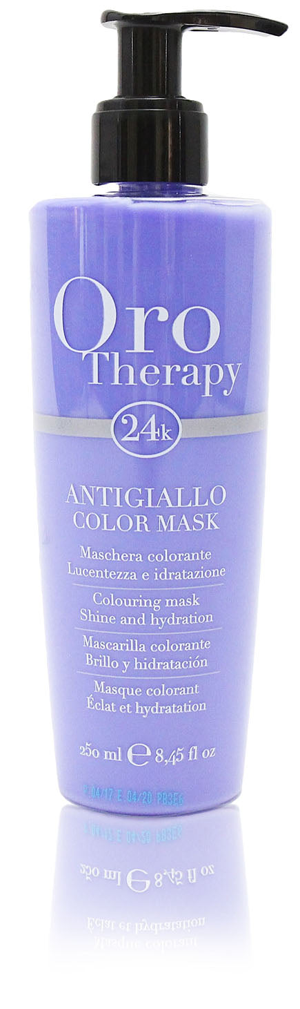 Fanola mask color violet therapy 250ml