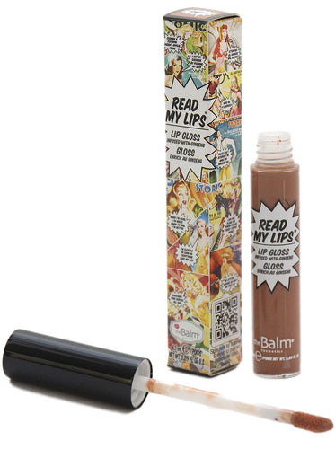 The Balm Read My Lips Lipgloss- Snap!