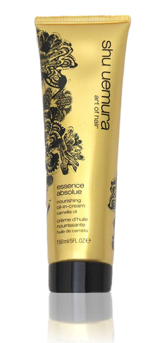 Shu Uemura Essence Absolue Nourishing Oil-in-Cream, 5 Ounce