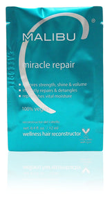 Malibu miracle repair treatment, 0.4 oz, 12 count