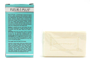 Pharmagel fleur-5 plus moisturizing cleansing bar for face & body