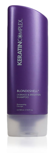 Keratin Complex Blondeshell Debrass and Brighten Shampoo, 13.5 Ounce