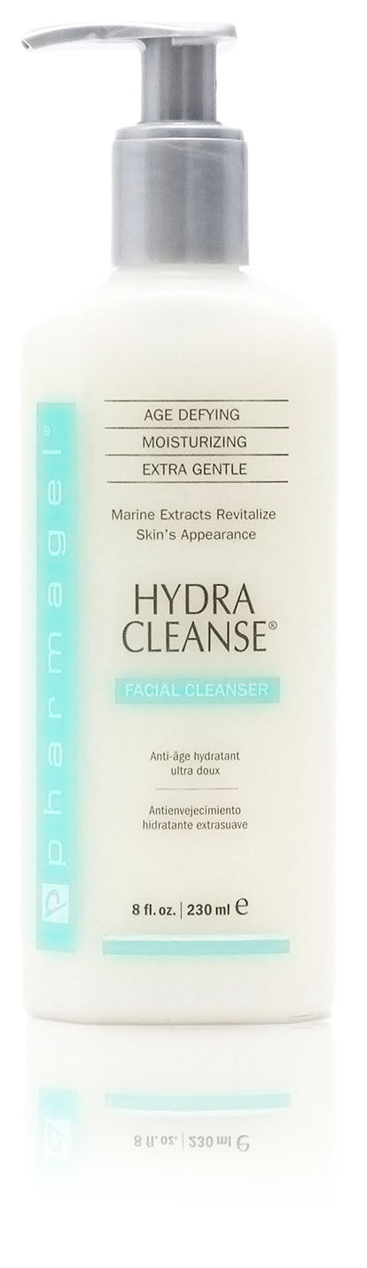 Pharmagel hydra cleanse water rinseable facial cleanser for all skin types