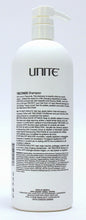 Unite 7 Seconds Shampoo Moisture Shine Protect 33.8oz