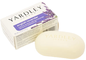 Yardley london english lavender soap 8 bars/4.25 oz