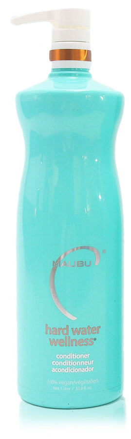 Malibu C Hard Water Wellness Conditioner 33.8 oz