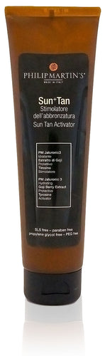 Philip martin's sun tan lotions 150ml (sun + tan)