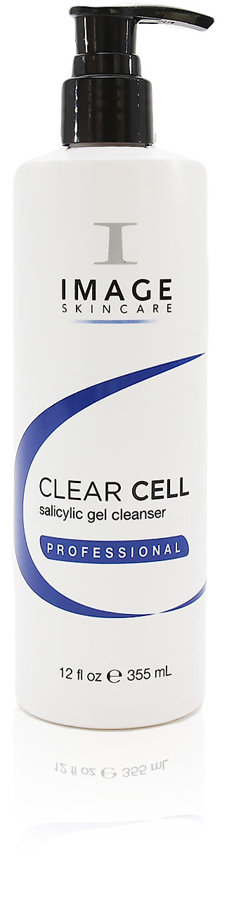 Salicylic gel cleanser