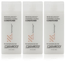 Giovanni 50: 50 balanced hydrating calming- conditioner(pack of 3)
