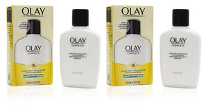 Oil Of Olay Complete Uv 365 Daily Moisturizer With Sunscreen Spf 15 Sensitive 4oz (2 Pack)