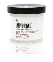 Imperial barber grade products gel pomade 12 oz