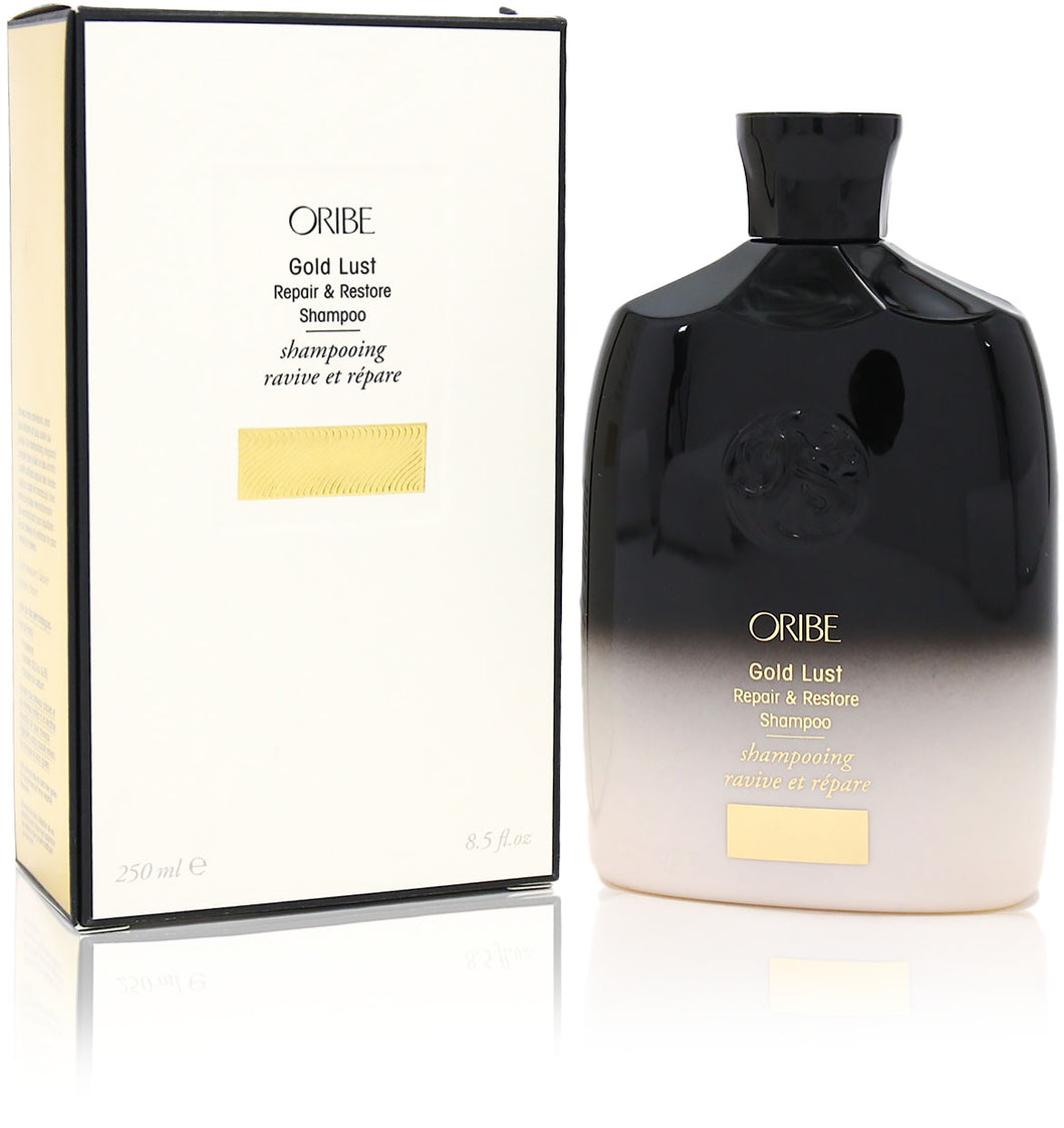 Oribe repair and restore gold shampoo 250ml