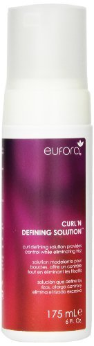 Eufora curl 'n defining solution, 6 ounce