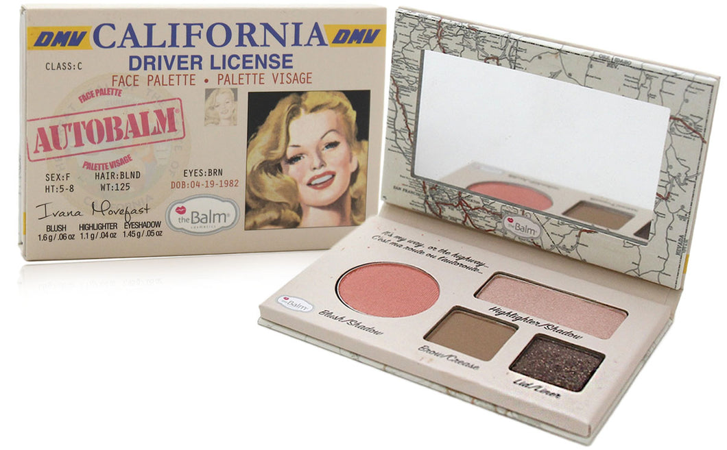 The Balm Autobalm California