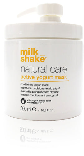 Milk shake mask 500ml active yogurt