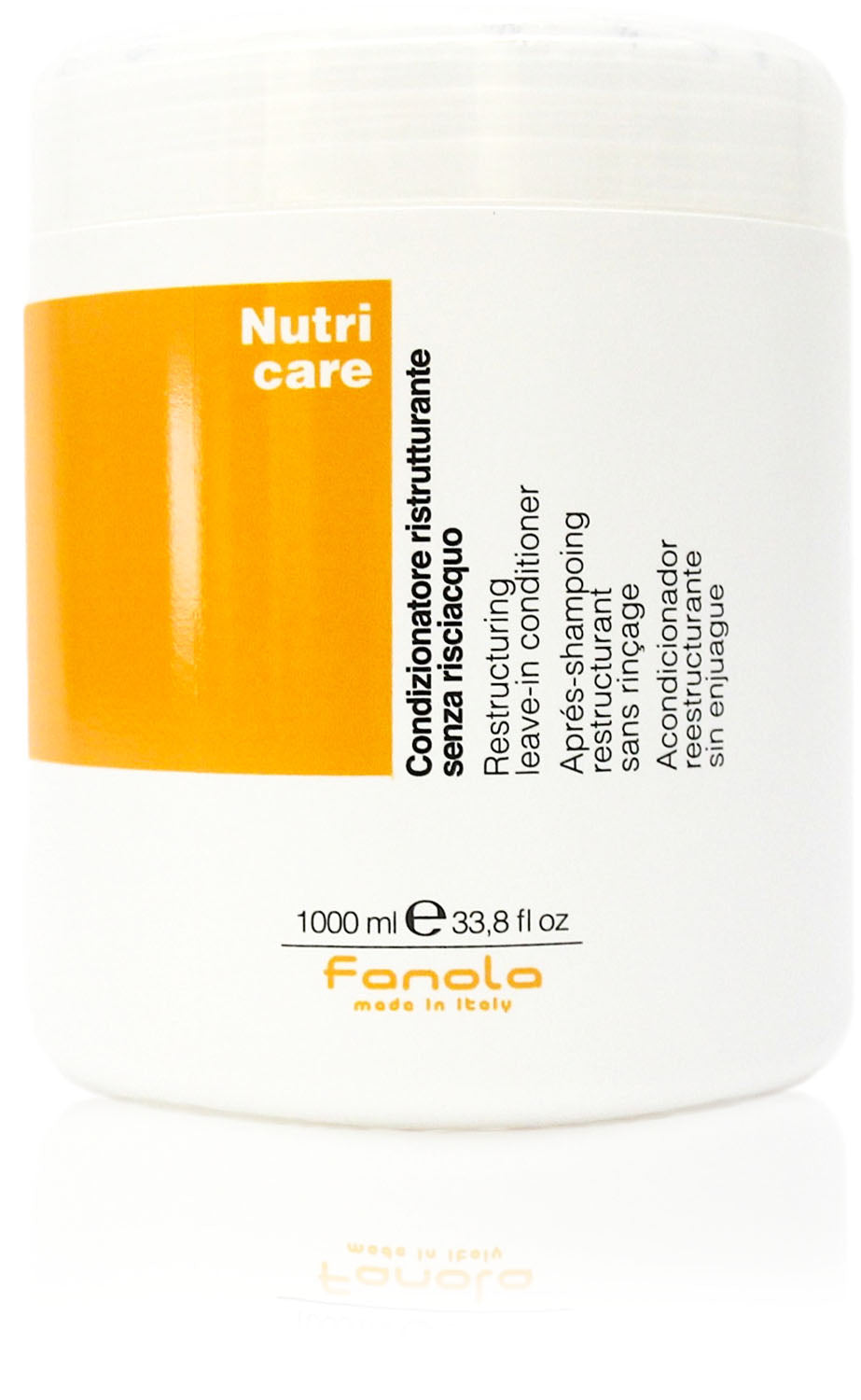 Fanola nutri care restructuring leave in conditioner 33.8oz