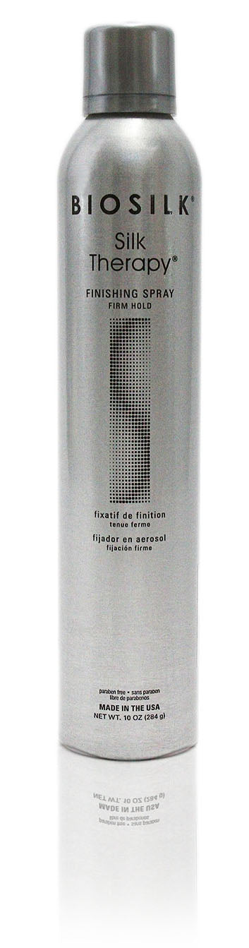 Biosilk finishing spray firm hold, 10 ounce