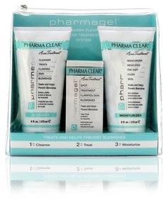 Pharmagel pharma clear- acne treatment concentrate