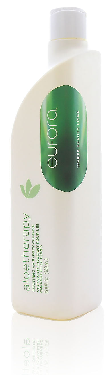 Eufora aloe therapy soothing hair-body cleanse 16.9oz