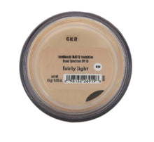 Bare Minerals Original Foundation Spf 15 - Fairly Light 03