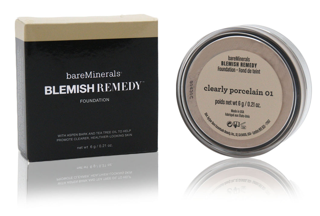 Bare Minerals Blemish Remedy - Clearly Porcelain 01