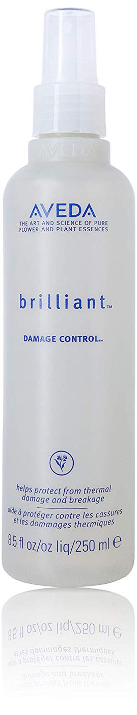 Aveda Brilliant Damage Control Unisex Spray, 8.5 Ounce
